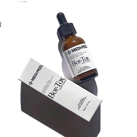 Tinh chất chống lão hóa căng bóng da Medi Peel Bortox Peptide Ampoule / Medipeel Bor-Tox 30ml