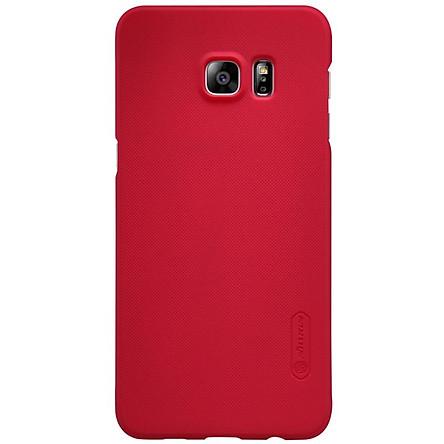 Ốp lưng cho Samsung Galaxy S6 Edge + Plus chính hãng Nillkin dạng sần - Hàng chính hãng