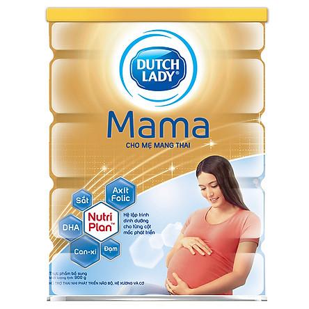 Sữa Bột Dutch Lady Mama (900g)