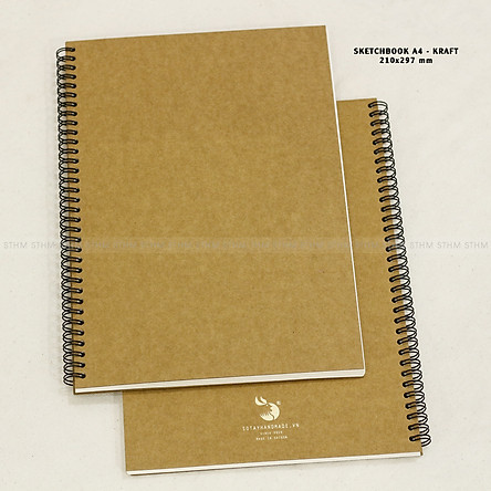 Sổ Sketchbook A4