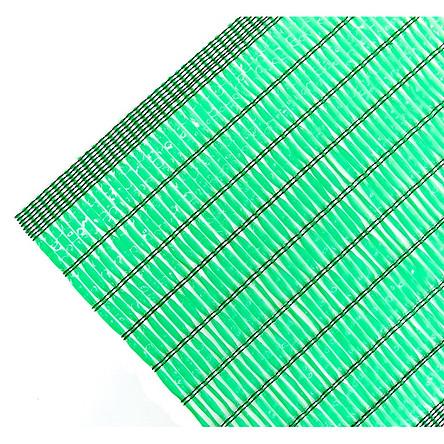 Lưới che nắng tấm hiệu Goldbell (Chuông Vàng) độ che nắng 60% màu xanh - 3mx5m