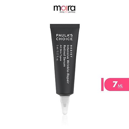 Serum chống nhăn sâu chứa Retinol Paula's Choice Resist Intensive Wrinkle - Repair Retinol Serum - Trial 7ml