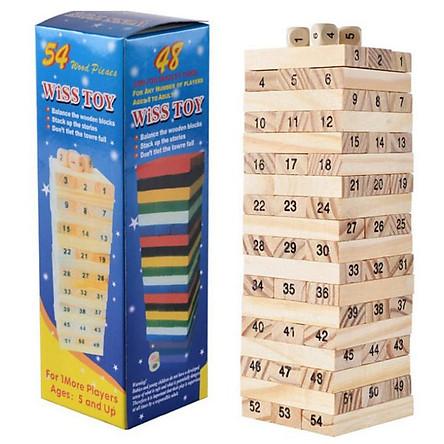 Đồ chơi rút gỗ