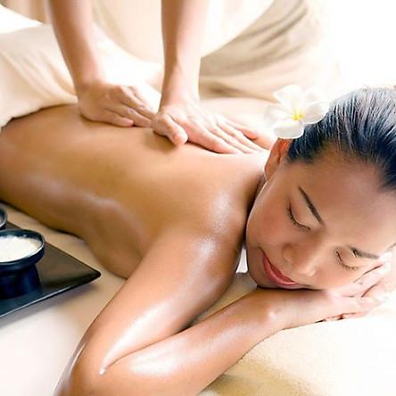 PARADISE BEAUTY AND SPA-60 Phút Massage Body Tinh Dầu Olive + Trẻ Hóa Chống Nhăn Vùng Da Cổ + Chăm Sóc Da Mặt