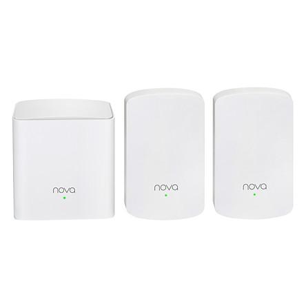 Bộ Phát Wifi Dạng Lưới Mesh Tenda Nova MW5 AC1200 (3 Cái) – Hàng Chính Hãng