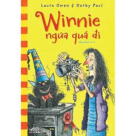 Sách - Winnie ngứa quá đi (tặng kèm bookmark thiết kế)