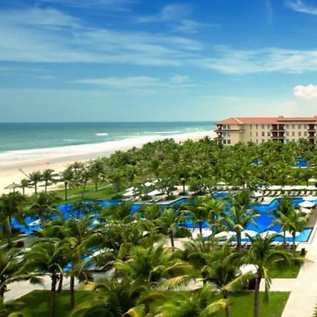 [Thu Tỏa Nắng] Vinpearl Luxury Resort 5* Đà Nẵng - Buffet Sáng, Hồ Bơi Vô Cực, Bãi Biển Riêng, Đón Tiễn Sân Bay