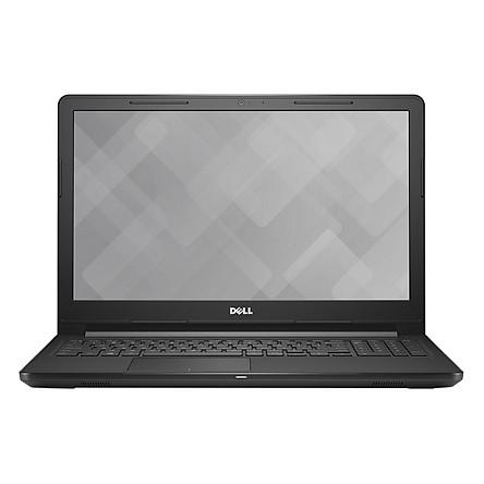 Laptop Dell Vostro 3578 V3578C Core i5-8250U/ Dos (Black) - Hàng Chính Hãng
