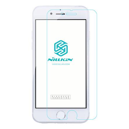 Kính Cường Lực Nillkin 9H Cho iPhone 8 Plus NILLKINIP8P-CL (Trong Suốt) - Hàng chính hãng