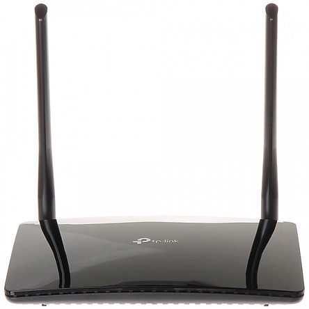 Bộ Phát Wifi 4G LTE TP-Link TL-MR6400 Chuẩn N 300Mbps - Hàng Chính Hãng