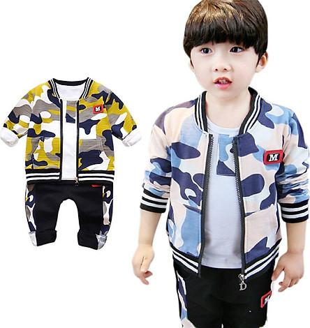 New Boys Clothing Sets Winter Keep Warm kids suits Sweatshirts + Waistcoat + Pants 3pcs Fashion Children Clothes Sets