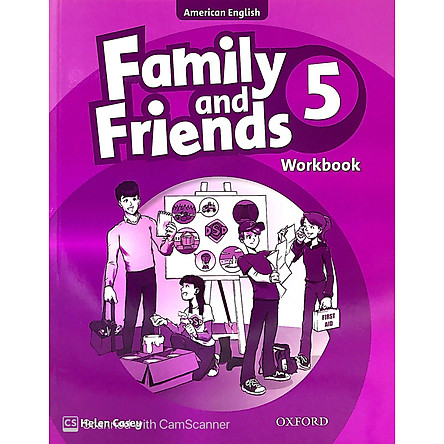 Family and Friends 5: Workbook (American English Edition)