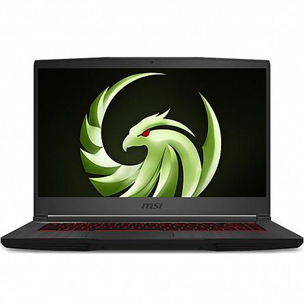 Laptop MSI Bravo 15 A4DCR-270VN (AMD Ryzen 5 4600H/ 8GB DDR4 3200MHz/ 256GB SSD M.2 PCIE/ AMD RX 5300M 3GB GDDR6/ 15.6 FHD IPS, 144Hz/ Win10) - Hàng Chính Hãng