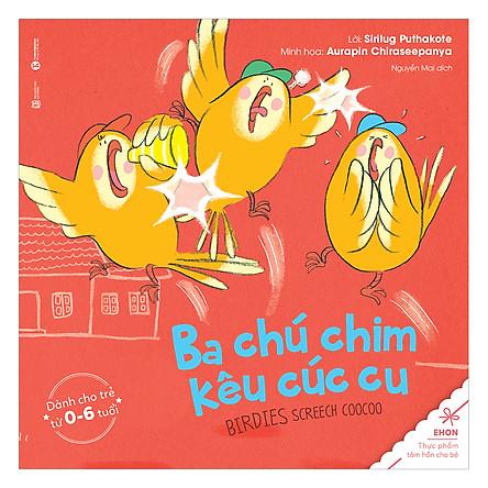 Ehon - Ba Chú Chim Kêu Cúc Cu