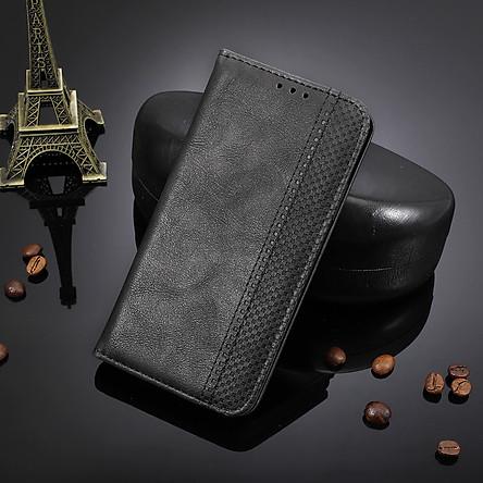 Bao da dạng ví, nam châm dành cho Oppo Reno 2F, Reno 2Z Leather Case - Hàng nhập khẩu