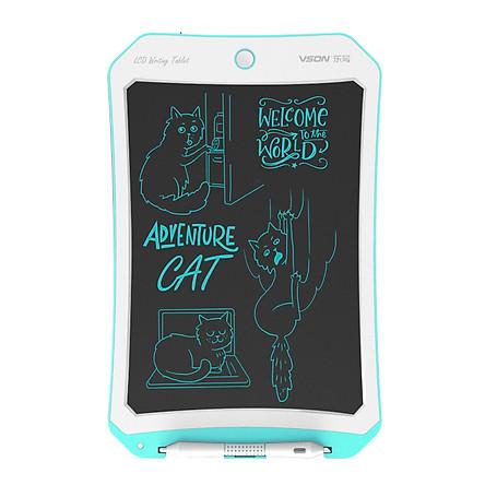 Bảng viết vẽ tự xóa thông minh cho bé Vson WP9316 10inch - Hàng nhập khẩu
