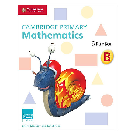 Cambridge Primary Mathematics Starter B: Activity Book