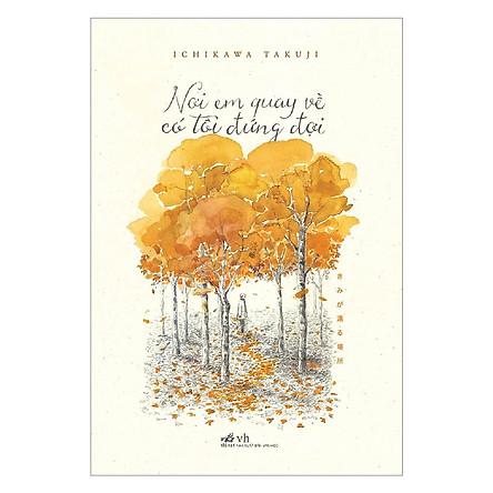 Cuốn sách tình yêu để lại ấn tượng sâu sắc trong tâm trí độc giả: Nơi em quay về có tôi đứng đợi (TB)