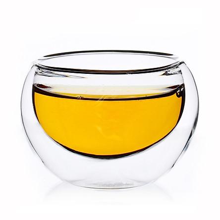 Cốc Thủy Tinh Uống Trà Mini (50ml)