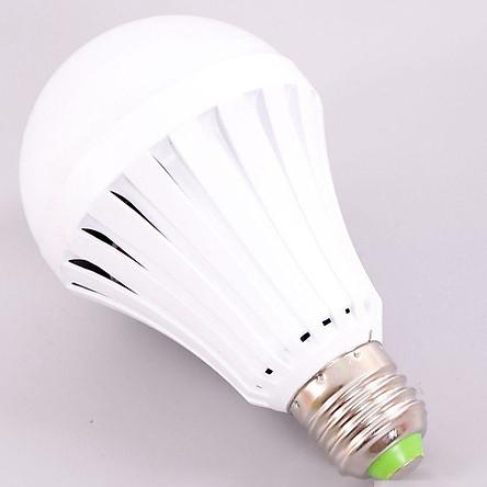 Bóng đèn Led cảm ứng tích điện 9W tặng kèm chui sạc