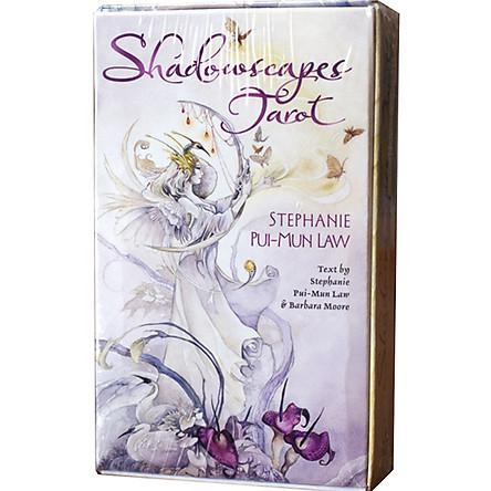 Bộ Bài Bói Tarot Shadowscapes Chuẩn 7x12 cm Tiếng Anh (Global Version)