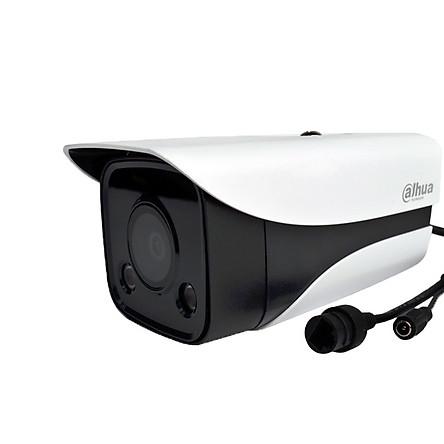 Camera IP 4MP Dahua HFW 2433DM-LED (Có Màu Ban Đêm) - Hàng Nhập Khẩu