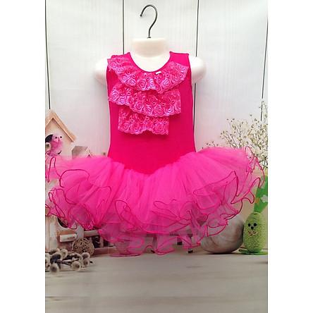 Váy tập múa ba lê cho bé - váy múa ballet