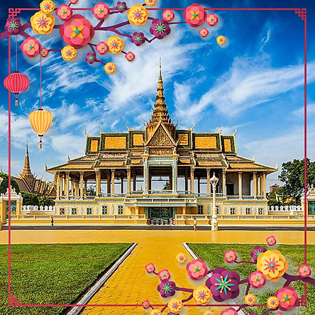Tour Campuchia 3N3Đ: Đảo Koh Rong - Biển Sihanoukville - Cao Nguyên Bokor - Biển Kép - PhnomPenh, Thứ 5 Hàng Tuần & Dịp Tết Âm Lịch