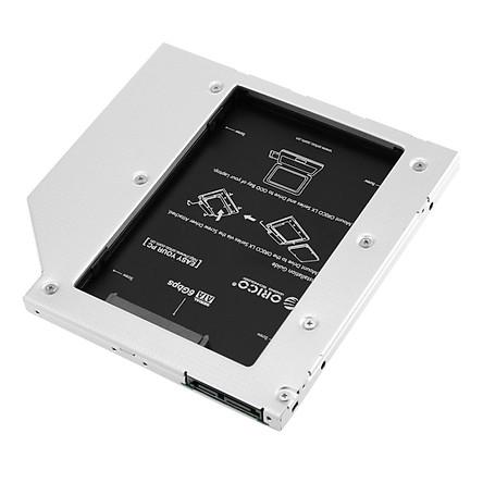 """Khay Ổ Cứng Orico L95SS 2.5"""" Sata HDD/SSD (Caddy Tray Adapter/9.5mm) - Hàng Chính Hãng"""