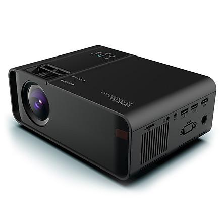 LCD Projector Home Theater Projector LED Wifi Sync Display HDMI/AV/USB/TF/VGA Media Player Multimedia