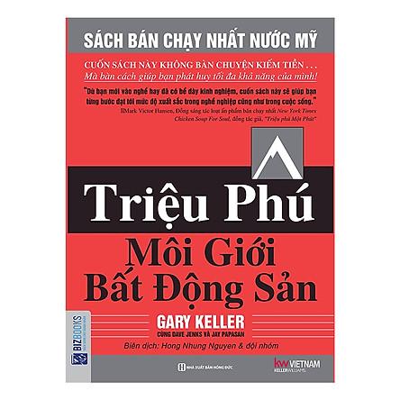 Triệu Phú Môi Giới Bất Động Sản (tặng sổ tay mini dễ thương KZ)