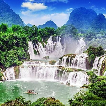 Tour 3N2Đ Lạng Sơn - Cao Bằng - Bắc Kạn - Thái Nguyên, Khởi Hành Thứ 6 Hàng Tuần Từ Hà Nội