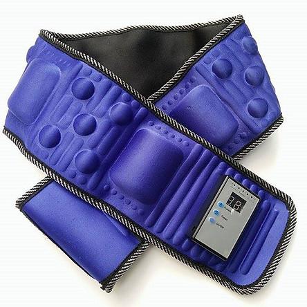 Đai massage giảm mỡ bụng hồng ngoại X5 HL-808 - Điện tử, có hẹn giờ tắt