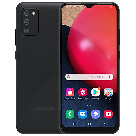 Điện Thoại Samsung Galaxy A02s (4GB/64GB) - Hàng Chính Hãng