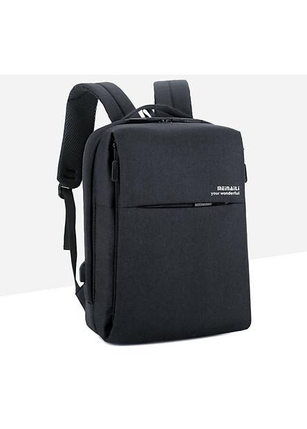 Ba lô nam thông minh đa năng cao cấp tích hợp sạc usb tiện dụng chứa laptop 15,6 inh