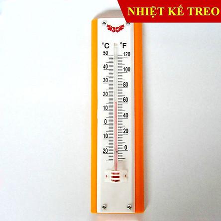 Nhiệt kế Đo nhiệt độ phòng, tủ lạnh, chuồng nuôi treo tường