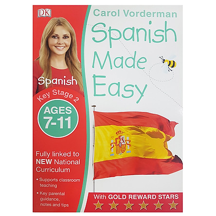 Spanish Made Easy Ages 7-11