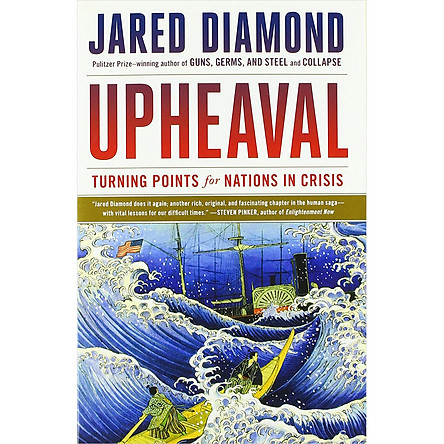 Upheaval : Turning Points for Nations in Crisis (Paperback)