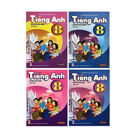 Combo Tiếng Anh lớp 8