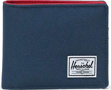 Ví Nam Herschel Roy Coin XL RFID Wallet 10404-00018-OS Navy/Red (3.75 x 4.5 x 0.8 cm)