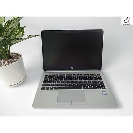"""Laptop HP 348 G7 9PG79PA (i3-8130U/4Gb/256Gb SSD/14""""/VGA ON/Dos/Silver)- Hàng Chính Hãng"""