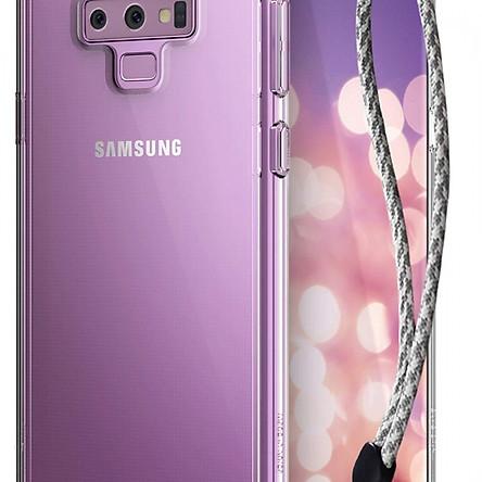 Ốp lưng chống sốc hàng hiệu Ringke Fusion cho Galaxy Note 9 - Hàng chính hãng