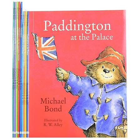Paddington Bear 10 Books Collection Pack Set