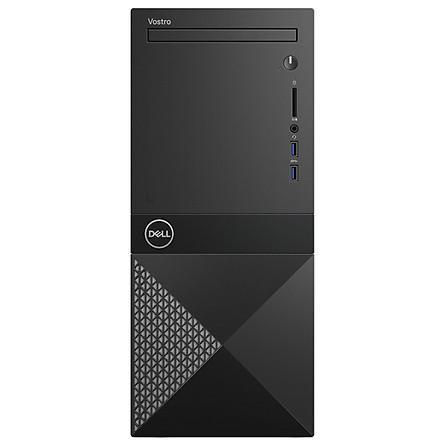 PC Dell Vostro 3670MT J84NJ11W Core i5-8400/Win10 (Black) - Hàng Chính Hãng