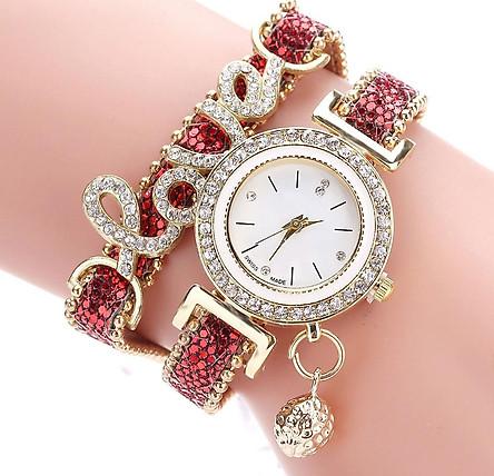 Quartz Watch Women'S Watch Luxury Diamond Wristwatches Lady Decoration Watches