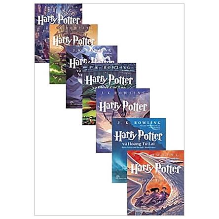 Combo Harry Potter (Bộ 7 Cuốn)