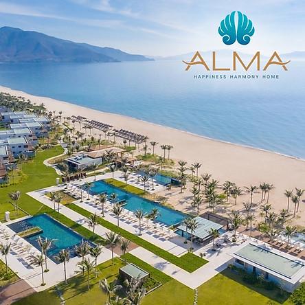 Alma Resort 5* Cam Ranh - Căn Hộ, Villa Hướng Biển, Buffet Sáng, Hồ Bơi, Công Viên Nước, Nhiều Tiện Ích Giải Trí Hấp Dẫn, Miễn Phí 02 Người Lớn Ở Thêm Ngoài Tiêu Chuẩn