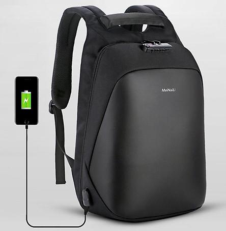 Ba lô thông minh đa năng chống trộm cao cấp nam sạc USB tiện dụng chứa máy tính 14 đến 17 inh