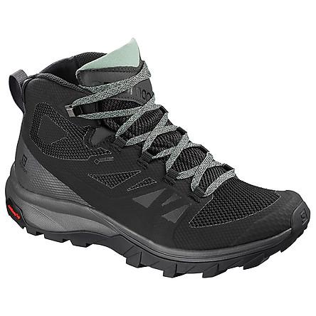 Giày Leo Núi OUTLINE MID GTX W  - L40484400