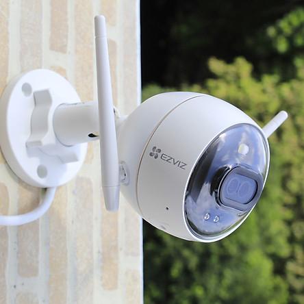 Camera Ip Wifi Ngoài Trời Tích Hợp Ai Ezviz C3X Full HD 1080P- Hỗ Trợ Báo Động - Hàng Chính Hãng